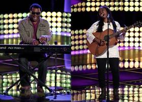 'The Voice' Blind Auditions - Part 3: Blind Singer and Returning Contestant Wow Coaches