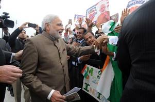 PM's US visit: PM Modi gets a red carpet welcome in Washington DC