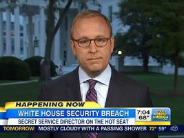 ABC's Karl on the White House Fence Jumper: 'The Public Was Clearly Misled'