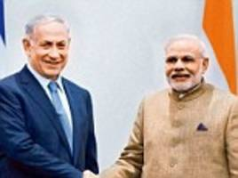 India and Israel vow to fight terror together as Modi and Netanyahu meet in New York
