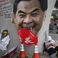 Hong Kong Protesters Dig in Ahead of Key Date